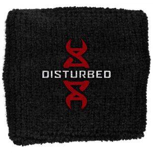 Disturbed Sweatband: Reddna