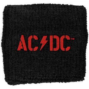 AC/DC Wristband: PWR-UP Band Logo