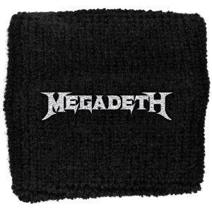 Megadeth Wristband: Logo