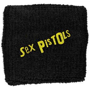 The Sex Pistols Sweatband: Logo (Retail Pack)