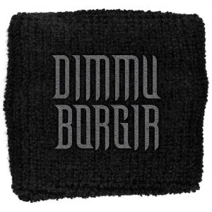 Dimmu Borgir Sweatband: Logo (Retail Pack)