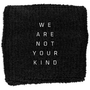 Slipknot Sweatband: We Are Not Your Kind (Retail Pack)