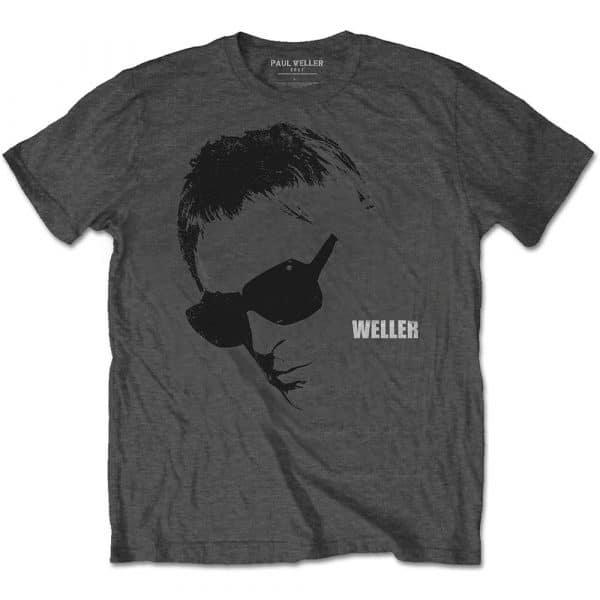 Paul Weller Mens T-Shirt: Glasses Picture (XX-Large)