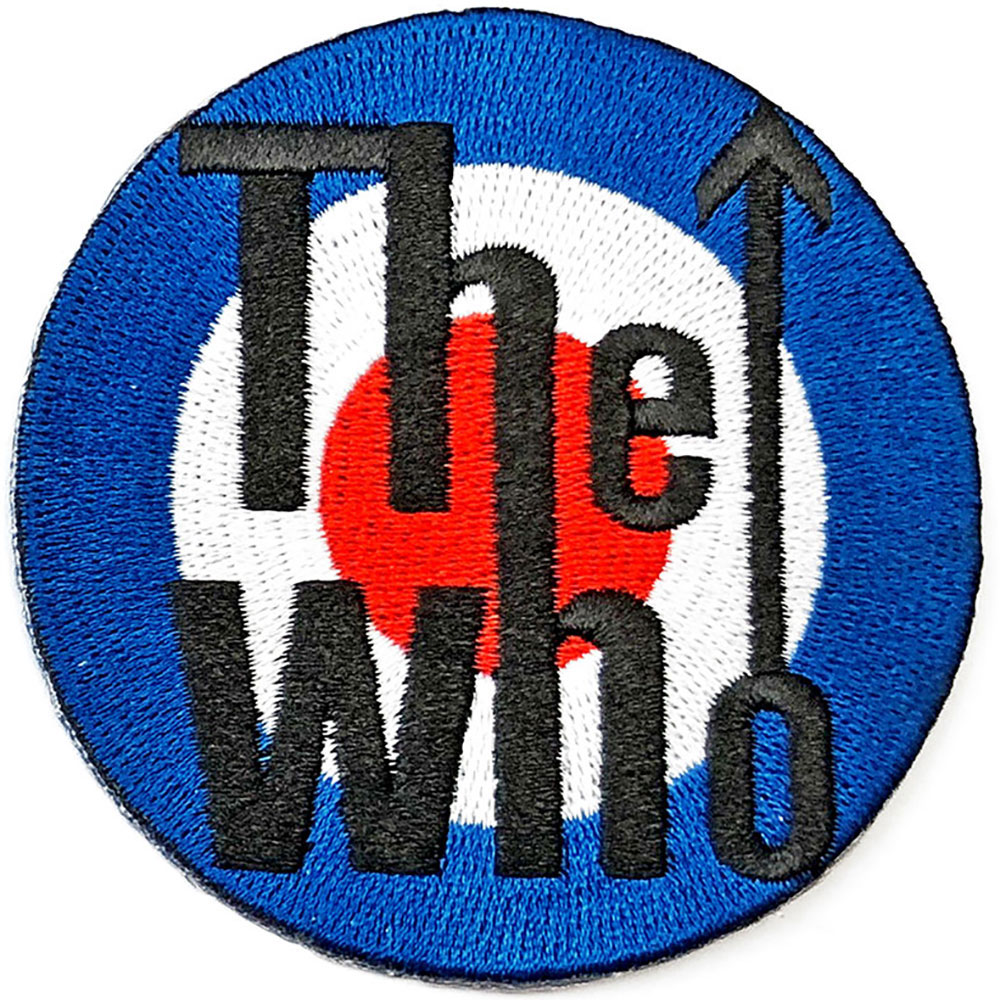 The Who Standard Patch: Target Logo
