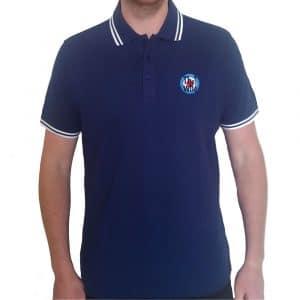 The Who Mens Polo Shirt: Target Logo (XX-Large)