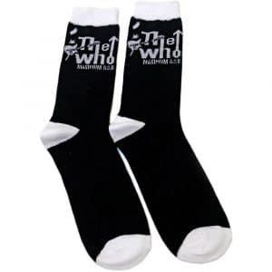 The Who Unisex Ankle Socks: Maximum R&B (UK Size 7 - 11)