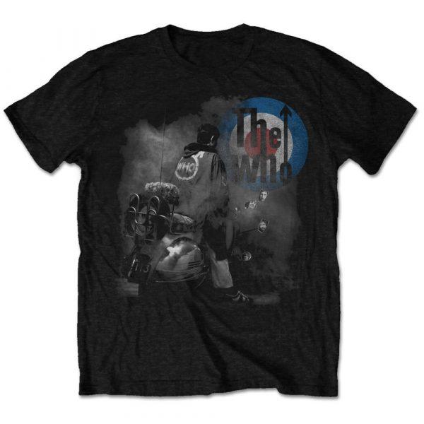The Who Mens T-Shirt: Quadrophenia Album (XX-Large)