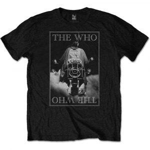 The Who Mens T-Shirt: Quadrophenia Classic (XX-Large)