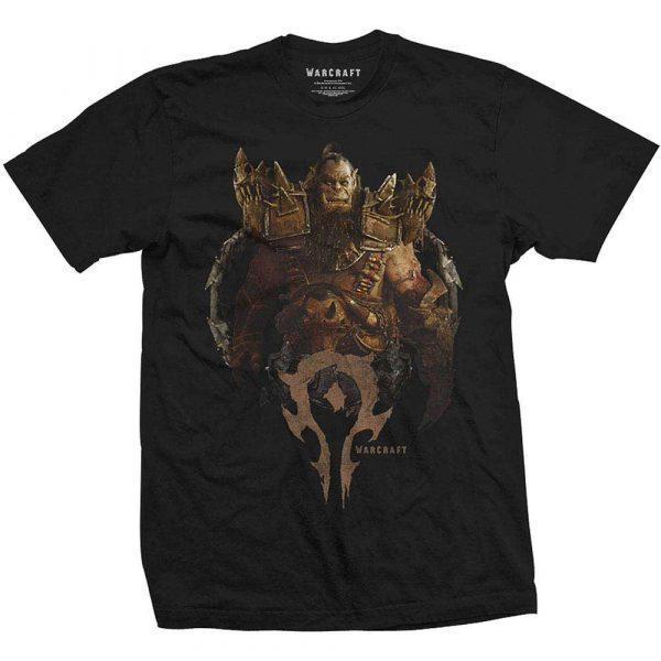 World of Warcraft Mens T-Shirt: Blackhand Compilation (XX-Large)