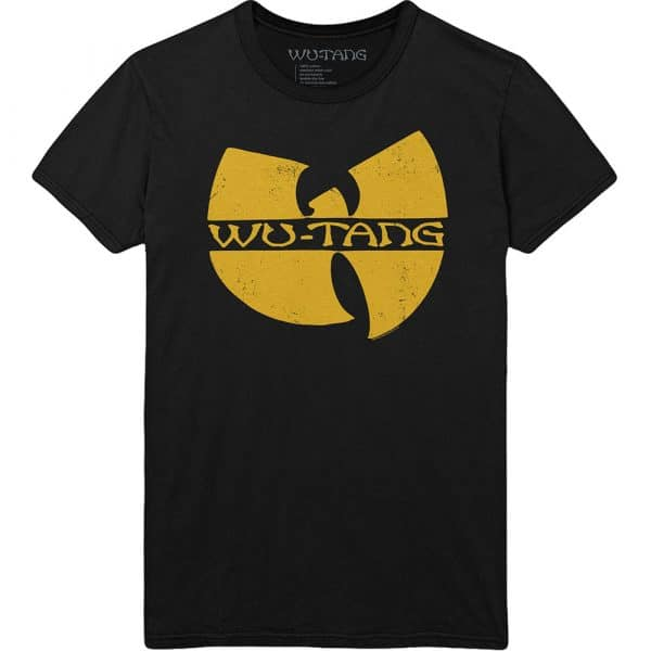 Wu-Tang Clan Mens T-Shirt: Logo (XX-Large)