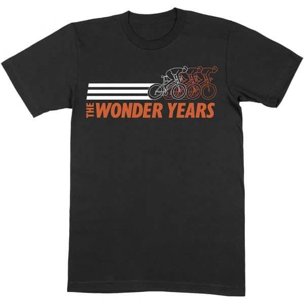 The Wonder Years Mens T-Shirt: Cycle (XX-Large)