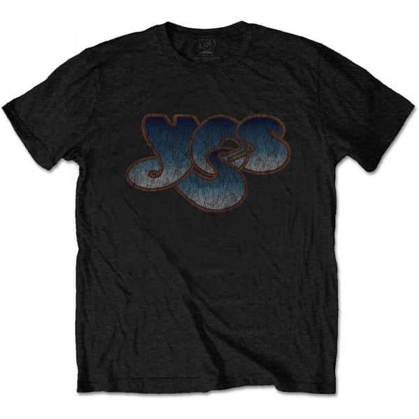 Yes Mens T-Shirt: Vintage Logo (XX-Large)