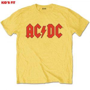 AC/DC Kids T-Shirt: Logo (13 - 14 Years)