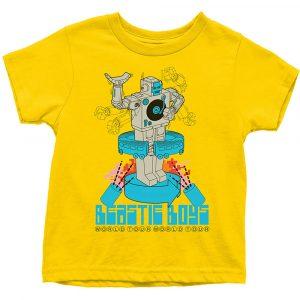 The Beastie Boys Kids T-Shirt: Robot (13 - 14 Years)