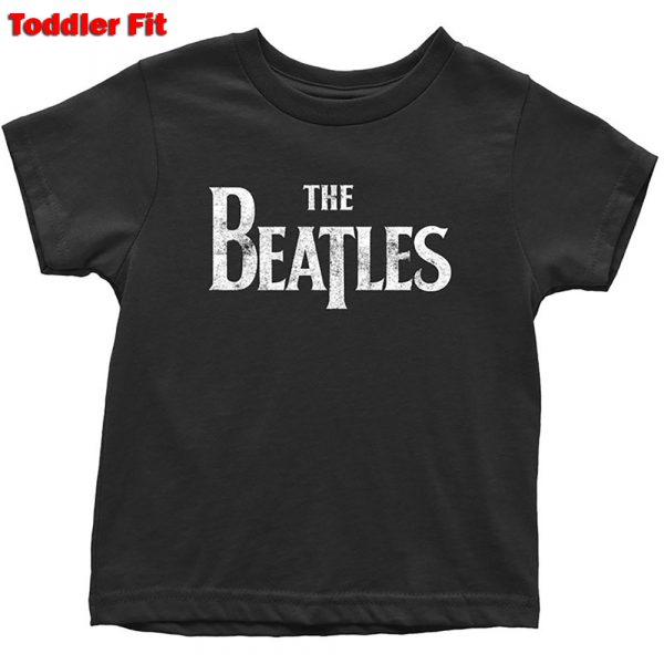 The Beatles Kids T-Shirt (Toddler): Drop T Logo (5 Years)