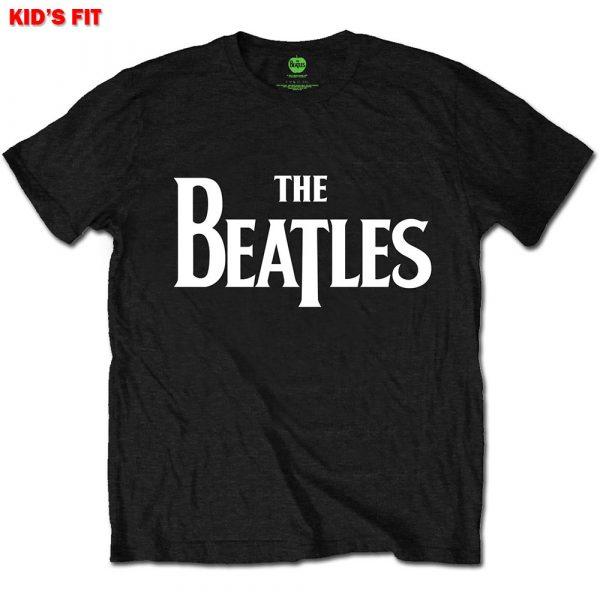 The Beatles Kids T-Shirt: Drop T Logo (Retail Pack) (11 - 12 Years)