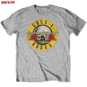Guns N' Roses Kids T-Shirt: Classic Logo (13 - 14 Years)