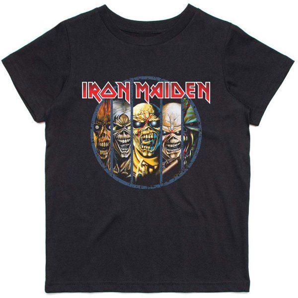 Iron Maiden Kids T-Shirt: Evolution (12 - 13 Years)