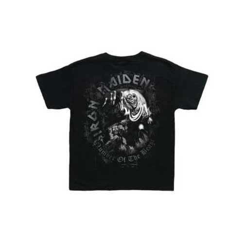 Iron Maiden Kids T-Shirt: Number of the Beast (12 - 13 Years)
