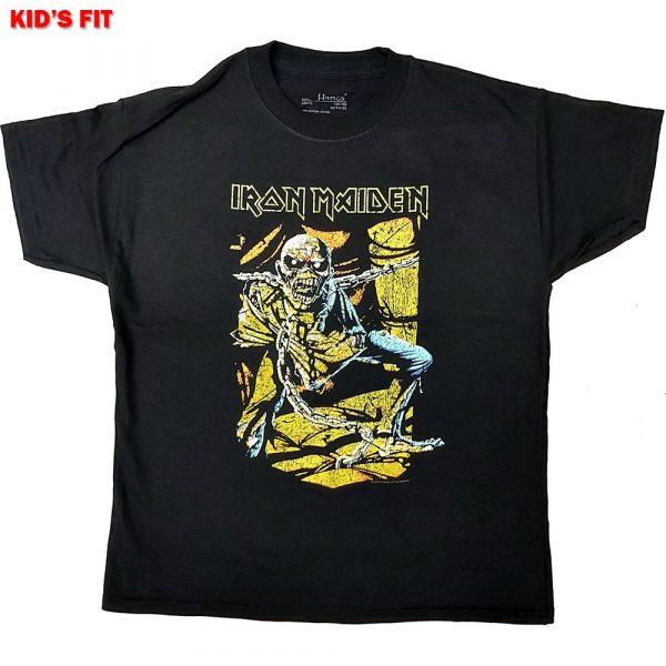 Iron Maiden Kids T-Shirt: Piece of Mind (12 - 13 Years)