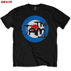The Jam Kids T-Shirt: Spray Target Logo (Retail Pack) (11 - 12 Years)