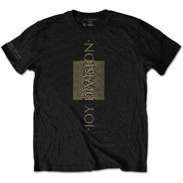 Joy Division Mens Eco-T-Shirt: Blended Pulse (Sleeve Print) (XX-Large)