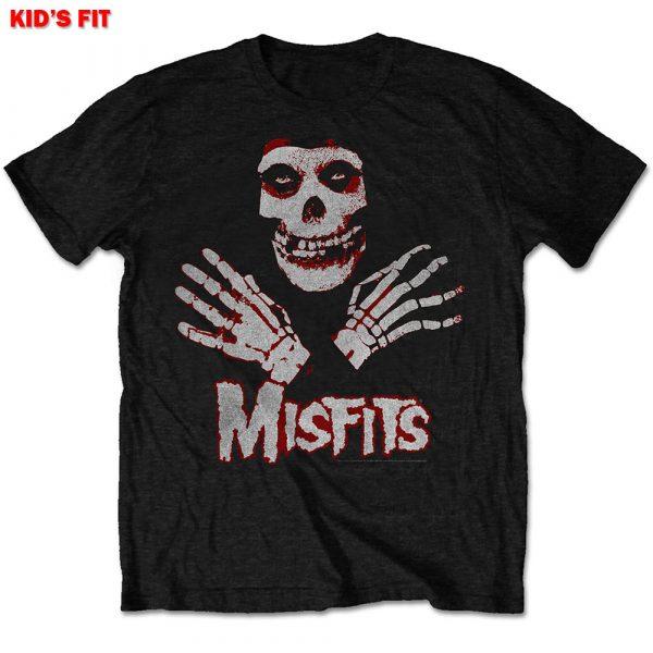 Misfits Kids T-Shirt: Hands (9 - 10 Years)