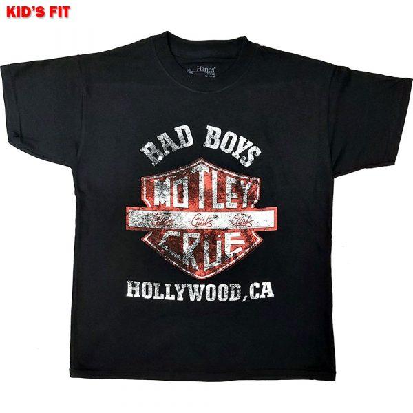 Motley Crue Kids T-Shirt: BBOH (12 - 13 Years)