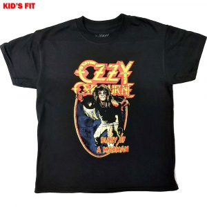 Ozzy Osbourne Kids T-Shirt: Vintage Diary of a Madman (12 - 13 Years)