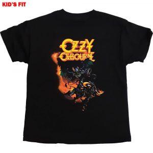 Ozzy Osbourne Kids T-Shirt: Demon Bull (12 - 13 Years)