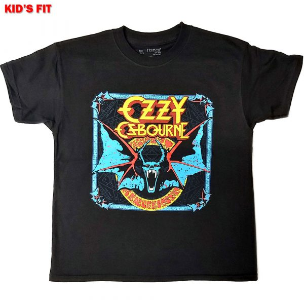 Ozzy Osbourne Kids T-Shirt: Speak of the Devil (12 - 13 Years)