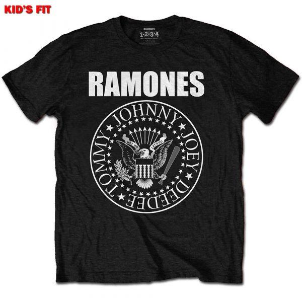 Ramones Kids T-Shirt: Presidential Seal (12 - 13 Years)