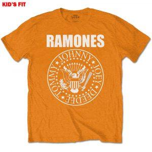 Ramones Kids T-Shirt: Presidential Seal (13 - 14 Years)