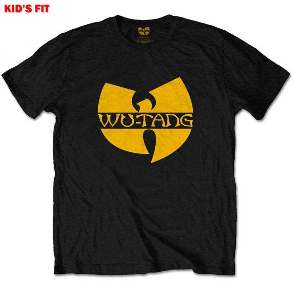 Wu-Tang Clan Kids T-Shirt: Logo (11 - 12 Years)