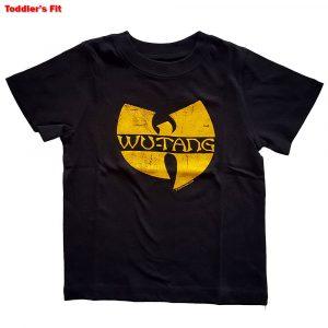 Wu-Tang Clan Kids T-Shirt (Toddler): Logo (5 Years)