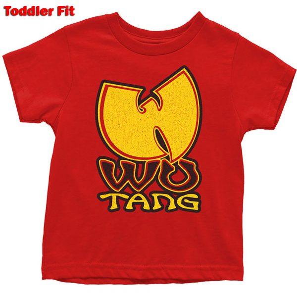 Wu-Tang Clan Kids T-Shirt (Toddler): Wu-Tang (5 Years)