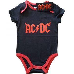AC/DC Kids Baby Grow: Horns (24 Months)
