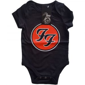 Foo Fighters Kids Baby Grow: FF Logo (24 Months)