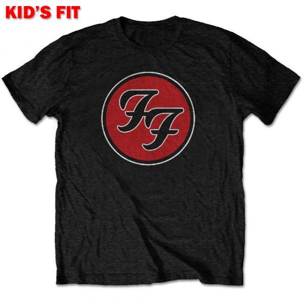 Foo Fighters Kids T-Shirt: FF Logo (11 - 12 Years)