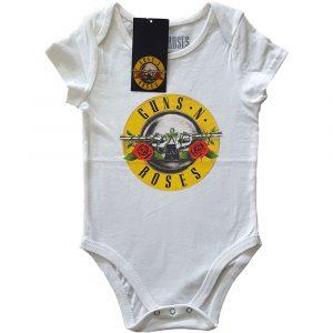 Guns N' Roses Kids Baby Grow: Classic Logo (24 Months)