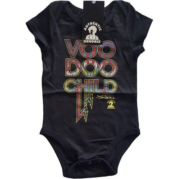 Jimi Hendrix Kids Baby Grow: Voodoo Child (24 Months)