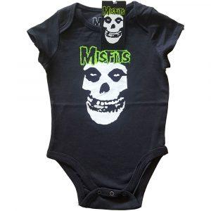Misfits Kids Baby Grow: Skull & Logo (24 Months)