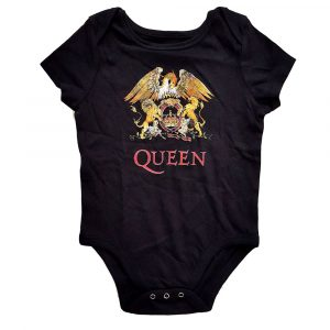 Queen Kids Baby Grow: Classic Crest (24 Months)