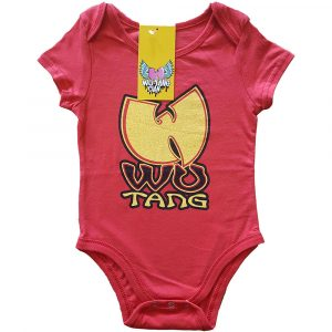 Wu-Tang Clan Kids Baby Grow: Wu-Tang (24 Months)