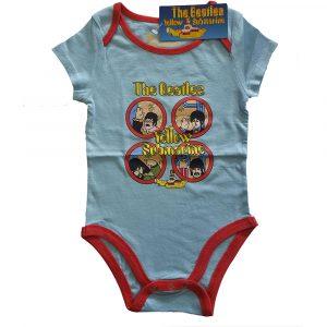 The Beatles Kids Baby Grow: Yellow Submarine Portholes (24 Months)