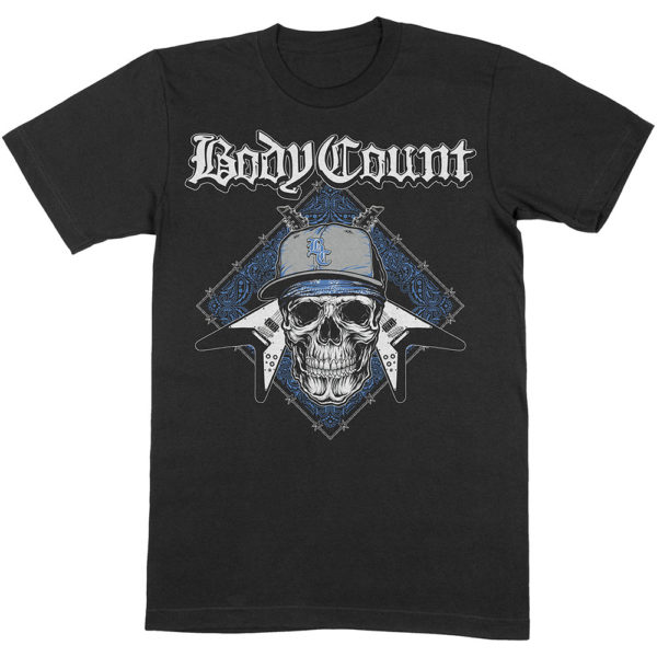 Body Count Mens T-Shirt: Attack (XX-Large)