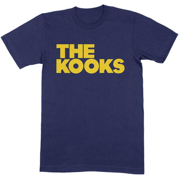 The Kooks Mens T-Shirt: Logo (XX-Large)
