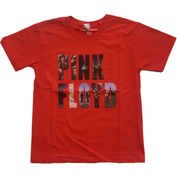 Pink Floyd Kids T-Shirt: Echoes Album Montage (13-14 Years)