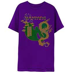 Wu-Tang Clan Mens T-Shirt: Dragon Bonsai (XX-Large)