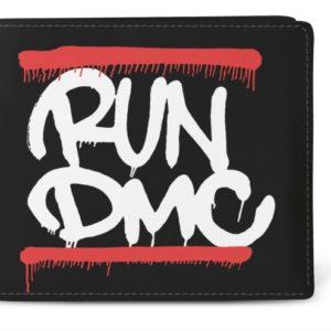 RockSax Run Dmc Graffiti Wallet
